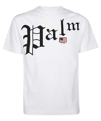 Palm Angels PMAA001S20413012 NEW GOTHIC T-shirt