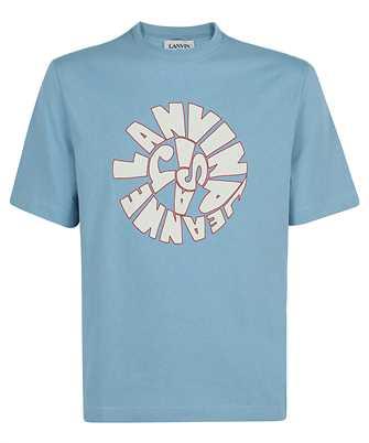Lanvin RM JE0012 JR53 P21 T-shirt