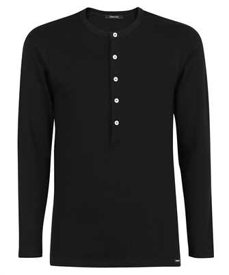 Tom Ford T4M15 104 HENLEY T-Shirt