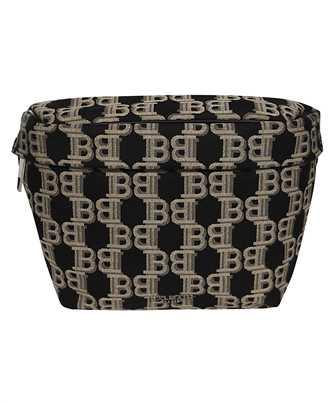 Balmain TM1S085TJBV JACQUARD MONOGRAM Waist bag
