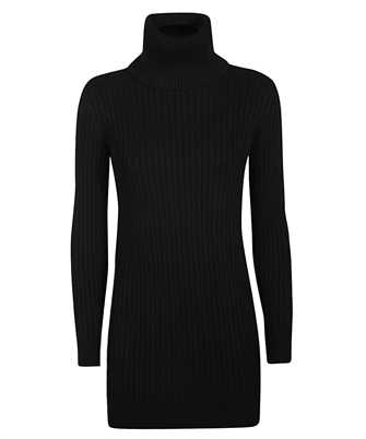 Saint Laurent 636046 YALJ2 TURTLENECK KNIT Dress