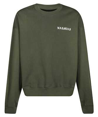Nahmias NAHMIAS LOGO CREWNECK Sweatshirt