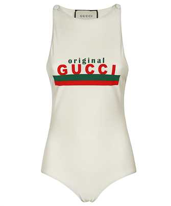 Gucci 629251 XHAC9 SPARKLING STRETCH Swimsuit