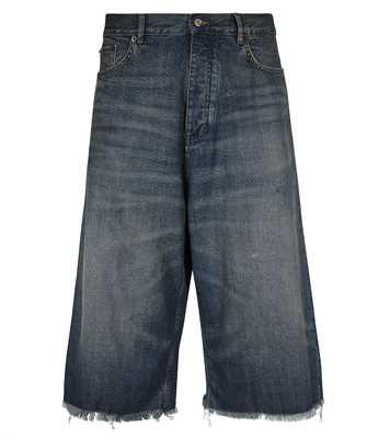 Balenciaga 657621 TJW59 SUPERCROPPED Jeans