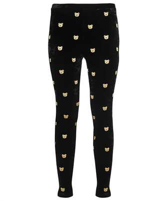 Moschino A 0312 5528 TEDDY EMBROIDERY Trousers