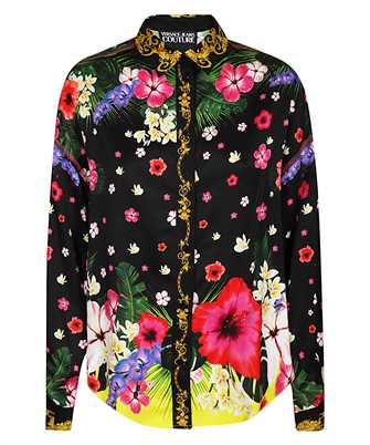 Versace Jeans Couture B0HVA609 VDP208 FLOWER Shirt