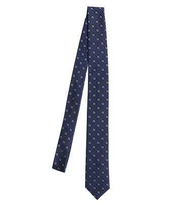 Fendi FXC023 AFY0 JACQUARD FF Cravatta