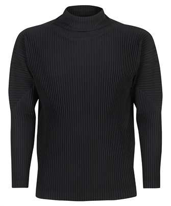 Homme Plisse Issey Miyake HP18JK122 PLEATED ROLL NECK Knit