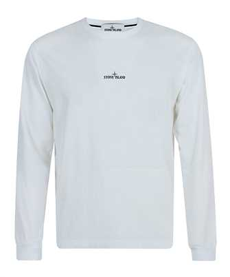 Stone Island 2ML82 STENCIL THREE T-shirt