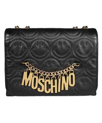 Moschino A7440 8002 SMILEY SHOULDER Tasche