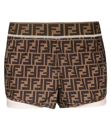 Fendi FAB141 A6J5 Shorts