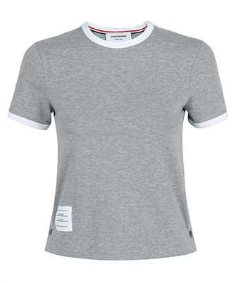 Thom Browne FJS075A 00042 RINGER T-shirt