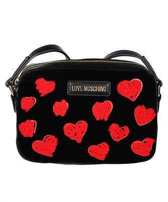 LOVE MOSCHINO JC4120PP1B LT1 HEARTS Bag