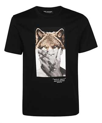 Neil Barrett PBJT689S-N534S T-shirt