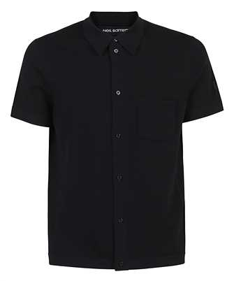 Neil Barrett PBMA1164E Q617C TRAVEL KNIT Shirt