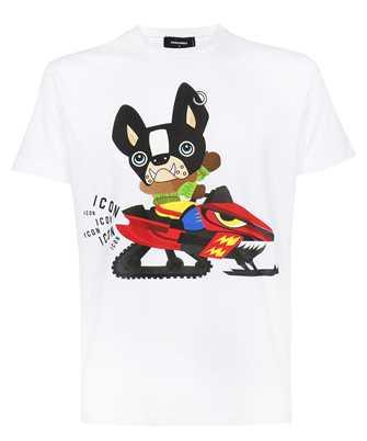 Dsquared2 S79GC0033 S23009 REGULAR-FIT T-shirt