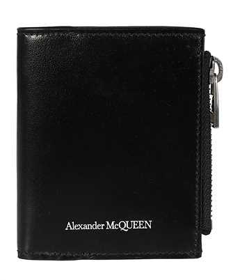 Alexander McQueen 625522 1XI0Y MINI Wallet