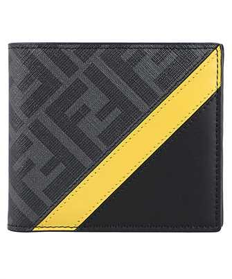 Fendi 7M0169 A9XS BI-FOLD Wallet