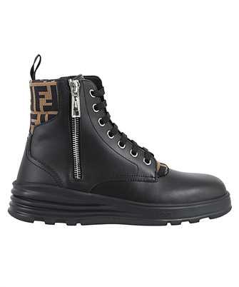 Fendi 7U1399 AD83 BIKER Boots