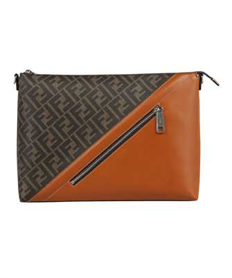 Fendi 7VA470 AFB4 MEDIUM MESSENGER Borsa