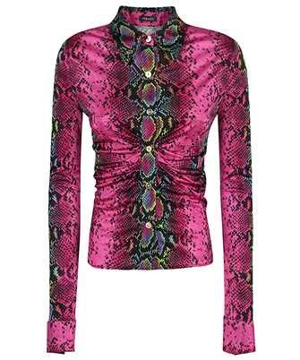 Versace A88619 1F00460 PYTHON PRINT Shirt