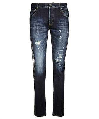 Balmain SH15230Z130 Jeans