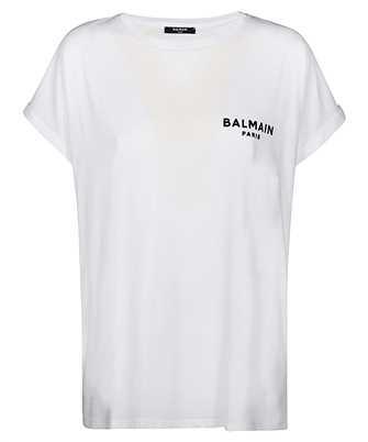 Balmain TF11351I382 T-shirt
