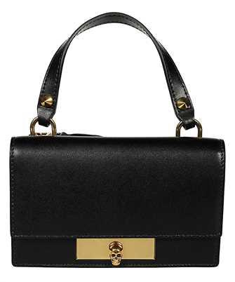 Alexander McQueen 609444 1CW00 SKULL LOCK Bag