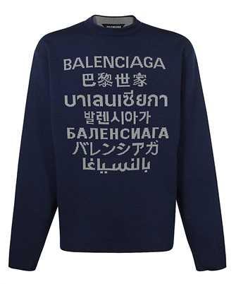 Balenciaga 646488 T1594 CREWNECK Sweatshirt