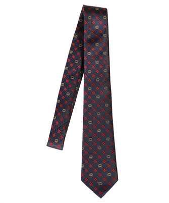 Gucci 658242 4E002 INTERLOCKING G Krawatte