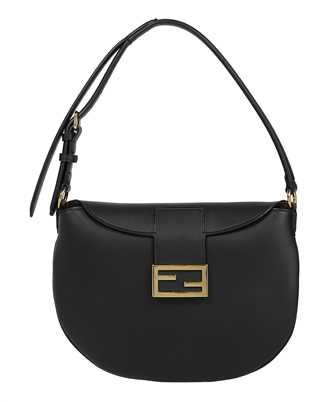 Fendi 8BR790 AF2P SMALL CROISSANT Bag