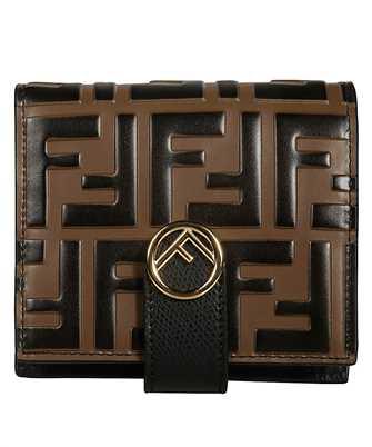 Fendi 8M0386 A6CB BIFOLD Wallet