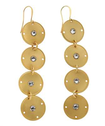 Danamè 9211D618 FOUR DROP COINS Earrings