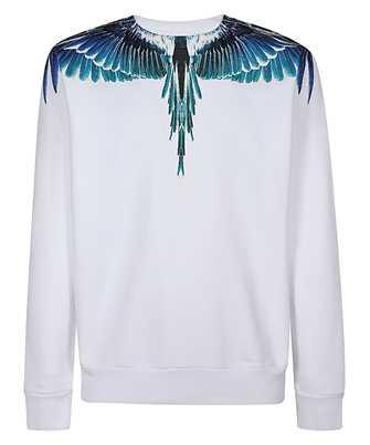 Marcelo Burlon CMBA009E20FLE001 WINGS REGULAR Sweatshirt