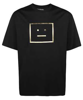 Acne FA UX TSHI000067 LOGO T-shirt