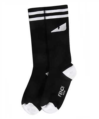 Fendi FXZ035 A4Z6 Socks