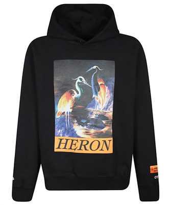 Heron Preston HMBB011F20JER002 HERON TIMES Kapuzen-Sweatshirt