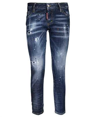 Dsquared2 S75LB0202  S30342 JENNIFER CROPPED Jeans
