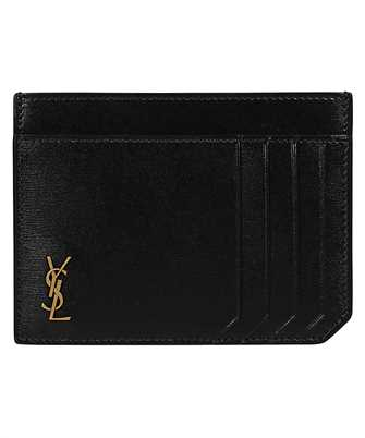 Saint Laurent 629908 02G0W TINY MONOGRAM ID Card holder