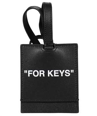 Off-White OMNF035F20LEA001 Key holder