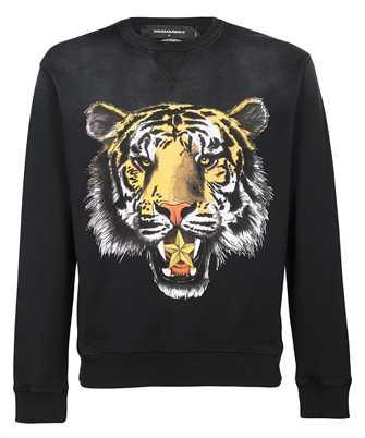 Dsquared2 S71GU0486 S25030 TIGER MIKE Sweatshirt