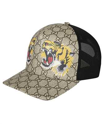 Gucci 426887 4HB13 TIGERS PRINT GG SUPREME Cap
