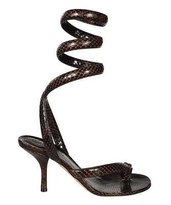 Bottega Veneta 608865 VF3Q0 BV SPIRAL Sandals