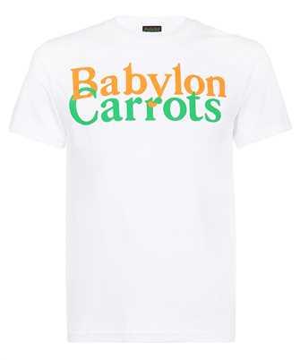Carrots Babylon CRTSXBB-SLT STACKED LOGO T-shirt