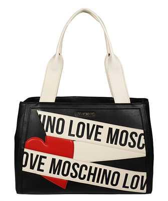 LOVE MOSCHINO JC4026PP1B LD1 LOVE MOSCHINO PRINTED SCROLL Bag