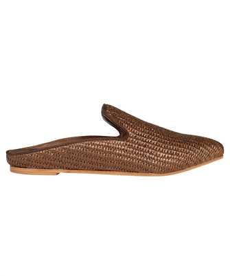 MAX MARA WEEKEND 55211714600 TELA RAFFIA Slides