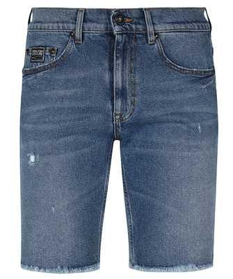 Versace Jeans Couture A4GWA177 AR883 DENIM Shorts