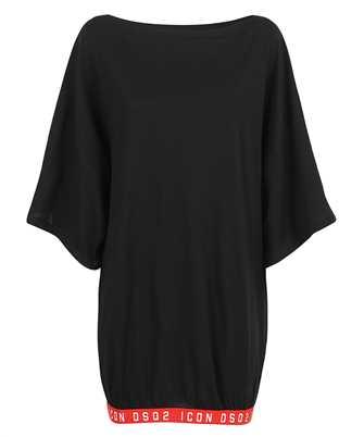 Dsquared2 D6M323040 ISA01 MAXI T-Shirt