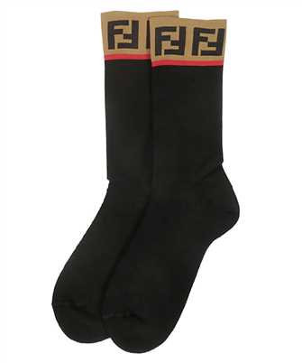 Fendi FXZ035 A4ZP Socks