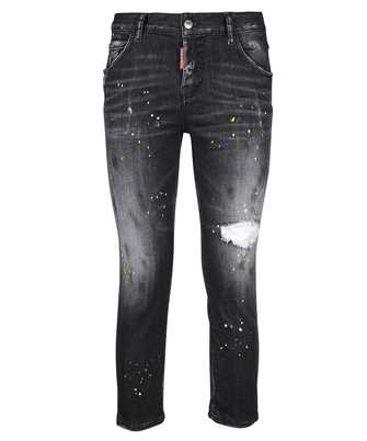 Dsquared2 S72LB0404 S30503 COOL GIRL CROPPED Jeans